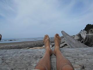 Kalaloch Beach 3 082019 12 shoe shot