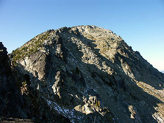 The summit is in sight