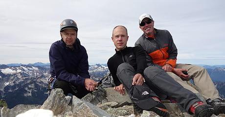39. Summit group shot