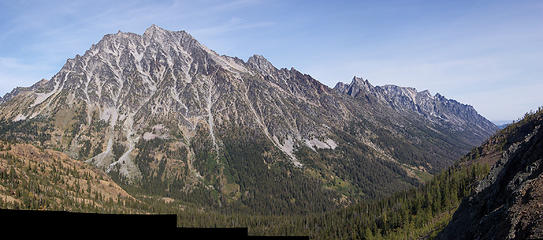 Mt Stuart-Enchantments-Ingalls Creek Basin