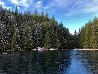 Shaw Lake   12/31/18