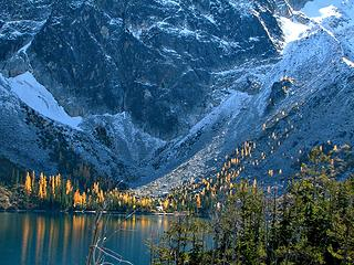 Larch on Lake Colchuck