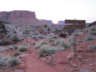 Canyonlands National Park, Island in the Sky District