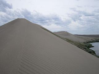 Traversin' Bruneau Dunes