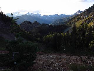 Saddle views