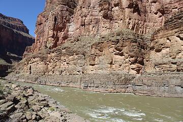 The mighty Colorado River
