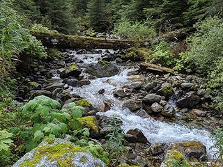 Illabot Creek