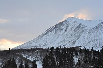 Alaska Range, Richardson Highway