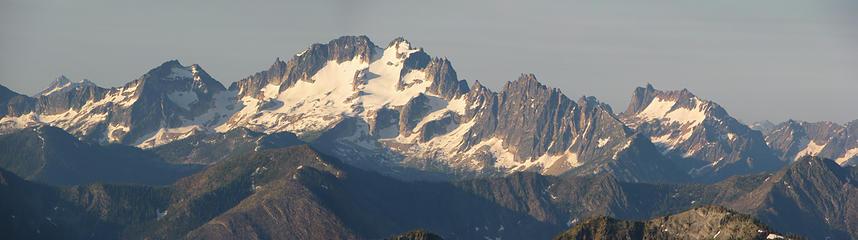 Silver Star Mtn from Robinson Peak
