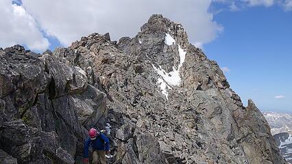 Descending Helen