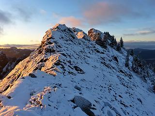 Kendall Peak Summit