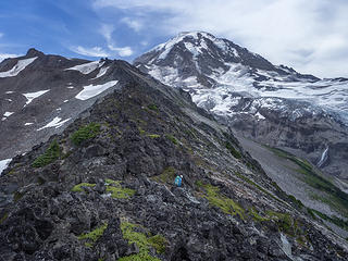 Aug_Lower Ptarmigan Ridge, MRNP