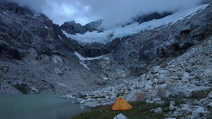 Nice camp spot