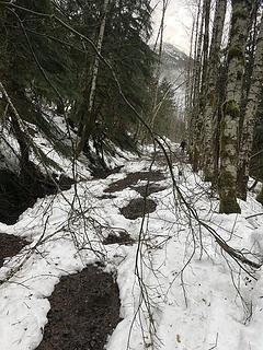 Sunset Mine Trail 1/26/20
