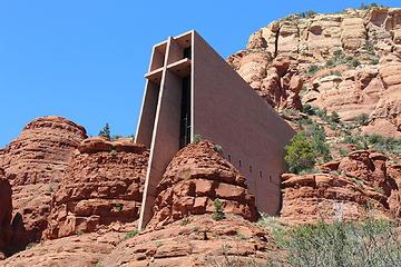 Beautiful church inside & out