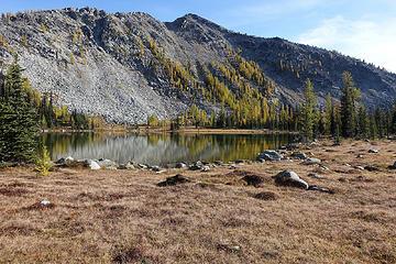 Peepsight Lake