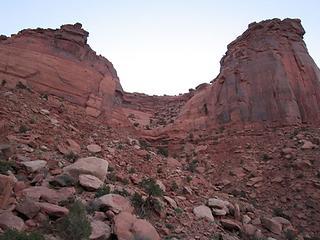 Murphy Trail climb
