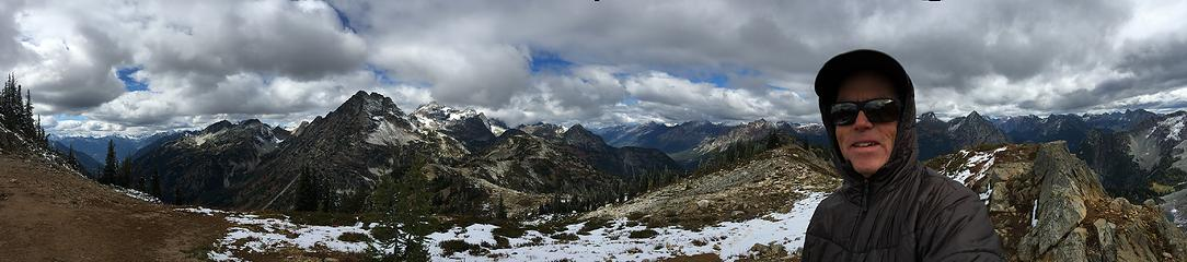 From Maple Pass