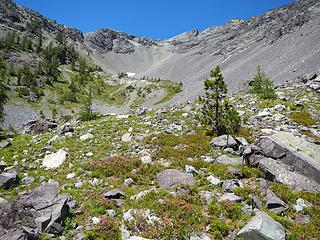 upper cirque basin
