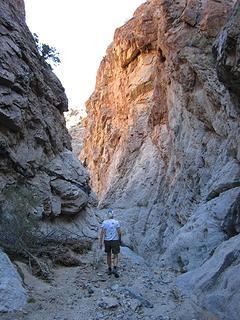 Long narrows