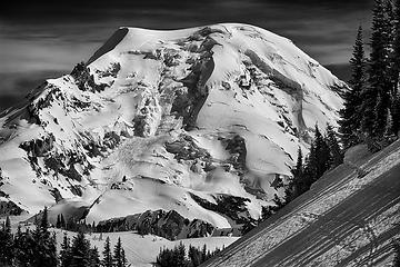 Mighty Mount Baker
