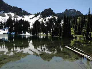 Upper Crystal Lake.
