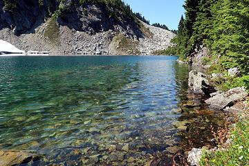Lower Bath Lake, I think