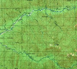 1939 USGS Mt. Tom