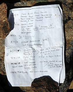 Summit register page 3