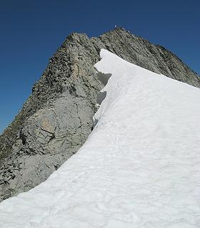 Whatcom summit crest
