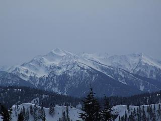 Mts. Dana, Christie, Wilder