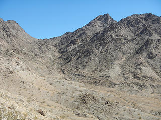 Tosco and access canyon