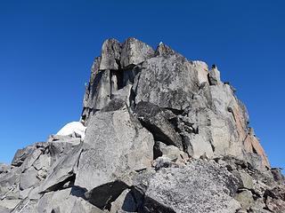 summit block above