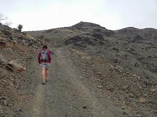 Ord road walk