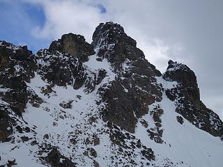 West side of the summit block of Ballard