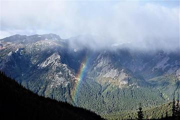 Rainbow over Trinity