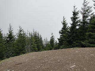 West Tiger 3 summit.