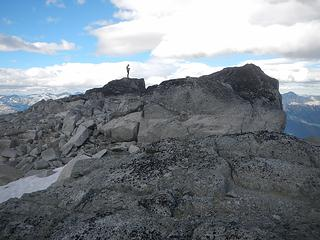 Pika summit