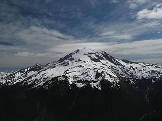 Glacier Pk W side from Black Mt