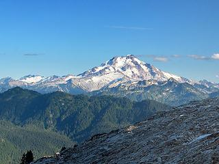Glacier Peak from Hurricane Peak