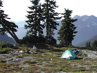 77 campsite # 2