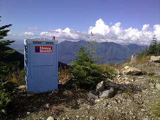 Loo with a View.