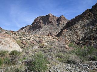 neat looking mountain