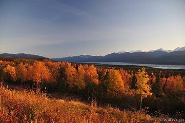 Delta River Valley, Alaska Range