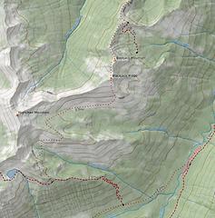 Dunn Creek Basin