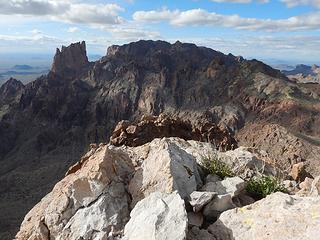Summit Peak and Signal