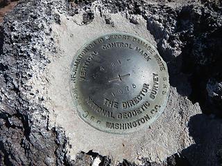 Mauna Loa summit benchmark
