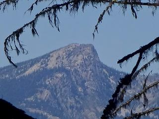 Hooknose, 7210.' A most impressive peak overshadowed by Abercrombie Mtn on the same ridge.
