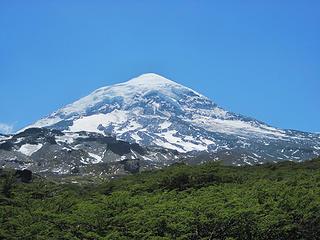 El Volcan Lanin
