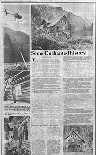Some Enchanted History
